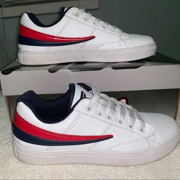 Fila Smokescreen Low Sneakers